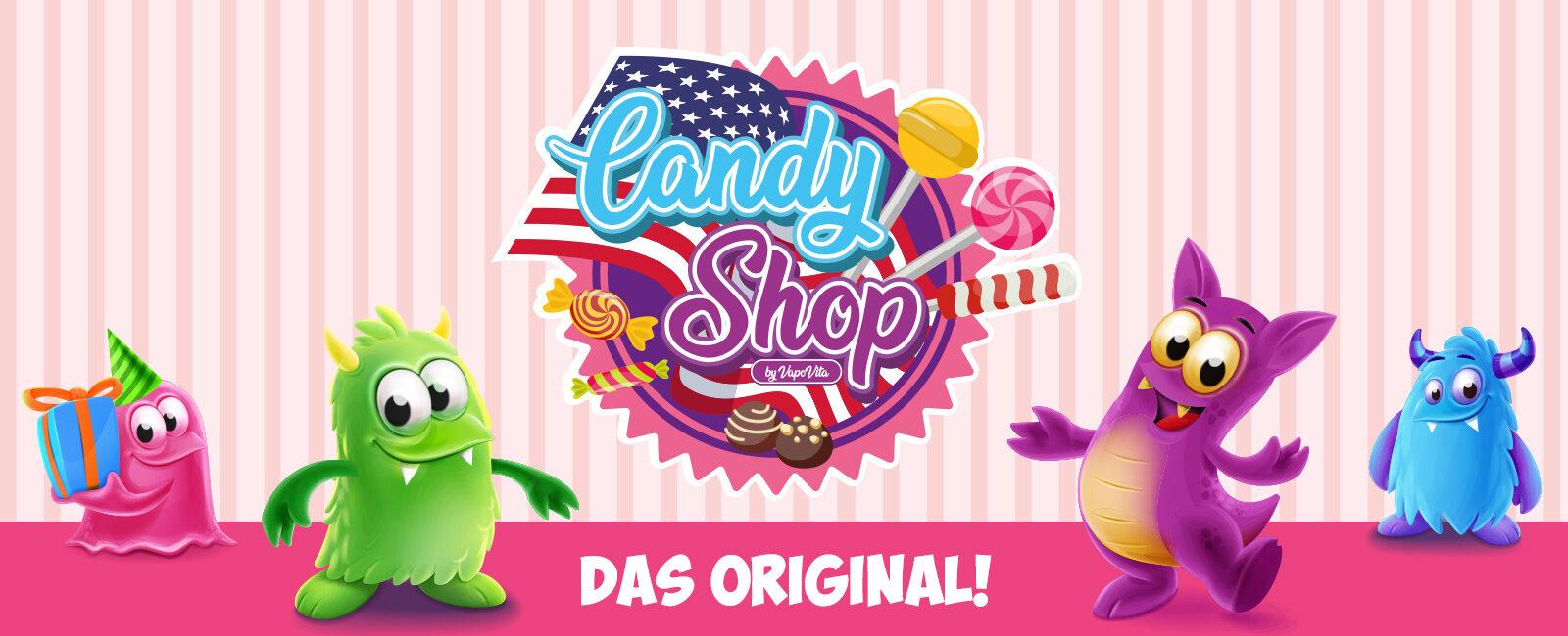 Candyshop Bremen – Amerikanische Süßigkeiten